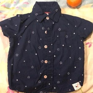 Carter's💫 Baby Boy Button Down